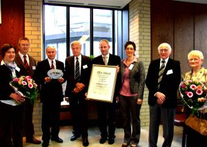 Initiativpreisträger 2011: Firma und Familie Köhler